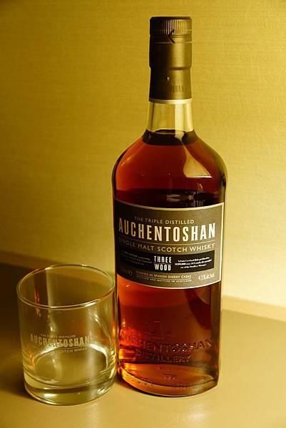 威士忌AUCHENTOSHAN
