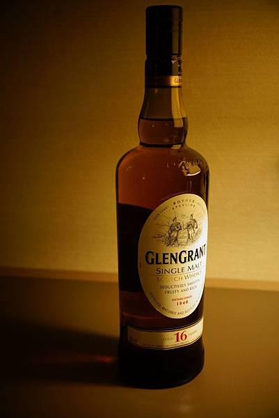 GlenGrant 16
