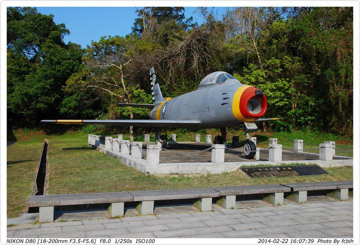 F-86軍刀機