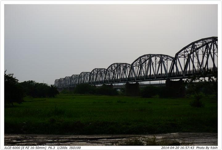 2014.04.20 高屏舊鐵橋(屏東端)