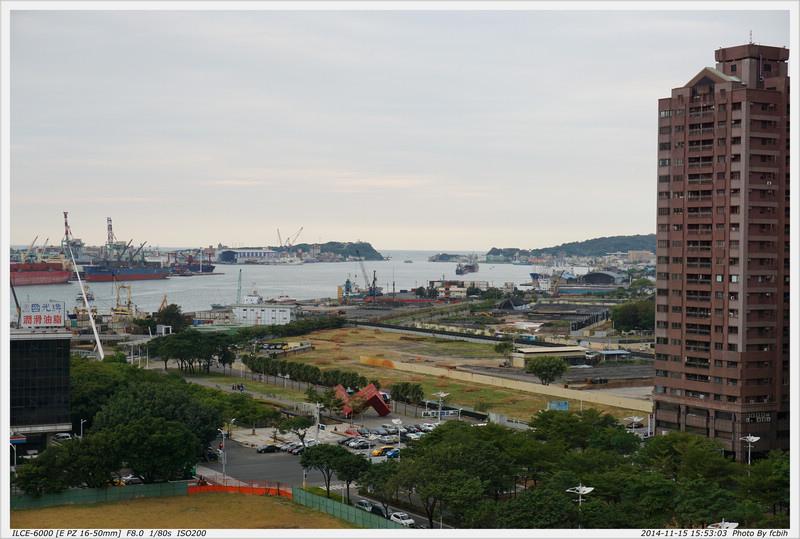 高雄港、旗津