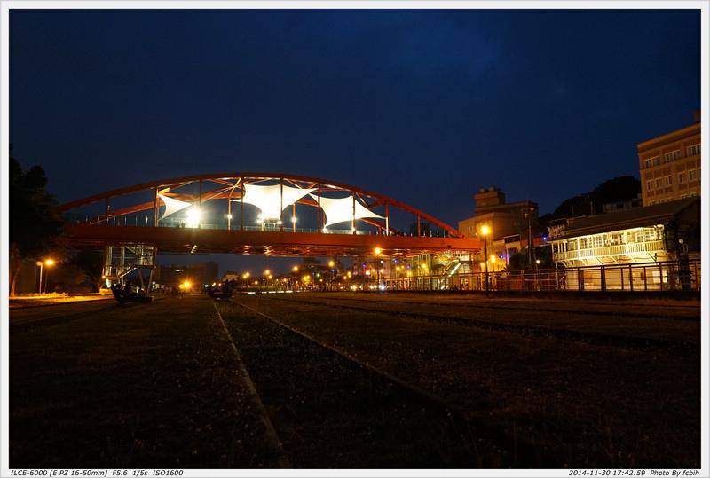 2014.11.30 公園陸橋天空雲台