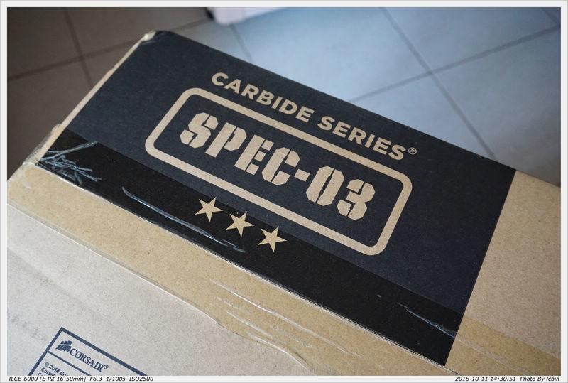 Corsair Spec-03