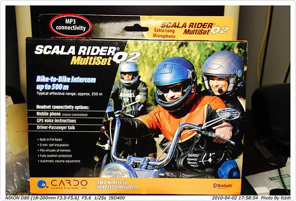 Cardo Scala Rider Q2