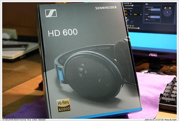 2020.01.01 Sennheiser HD600