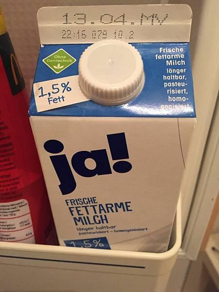自有品牌牛奶