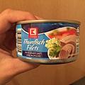 鮪魚罐頭(水煮)