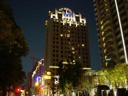 夜間燈光計畫