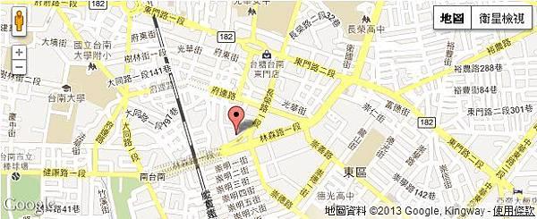 google馥敦地圖