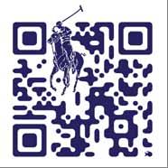 國際名牌 Ralph Lauren特製的客製化QR Code條碼