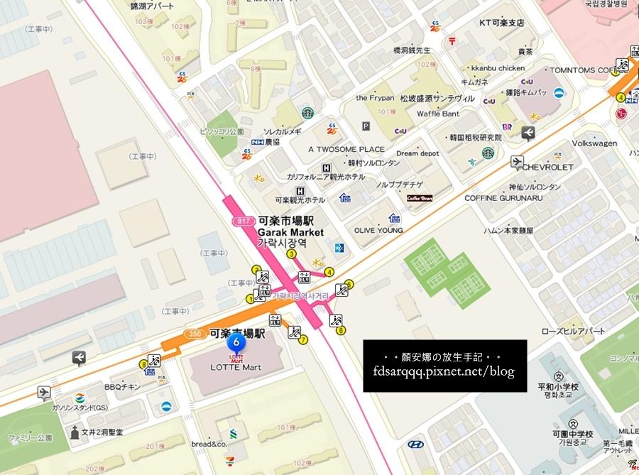 樂天江邊店