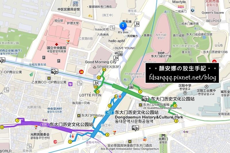 柳家東大門歷史文化站