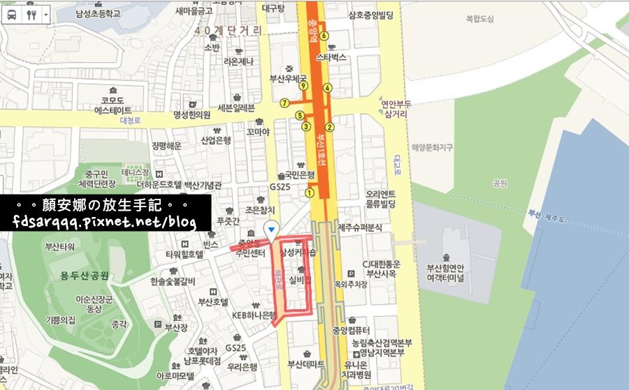 南浦中央站