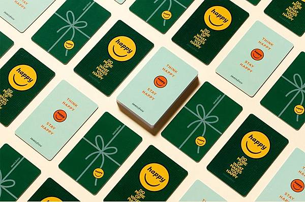 innisfree happy shopping card