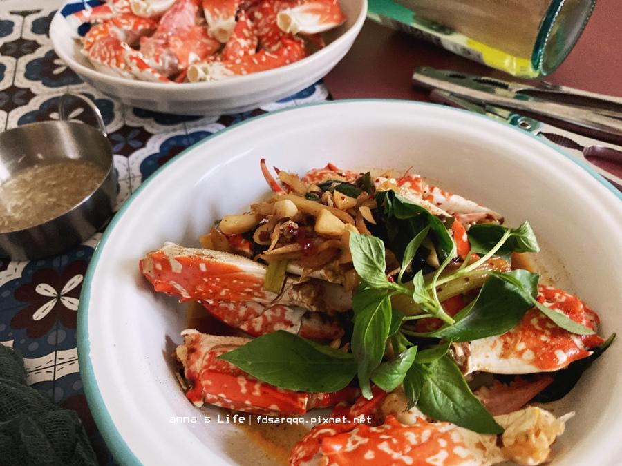 冷凍蟹腳料理diy Fried crab claws cooked recipe.JPG