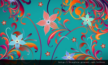 左右彩幕-花紋-4