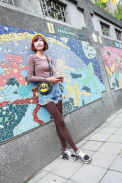 【發熱衣推薦】DXY丁小羽穿搭篇 X120D顯瘦褲襪開箱穿搭文!!!(圖多)