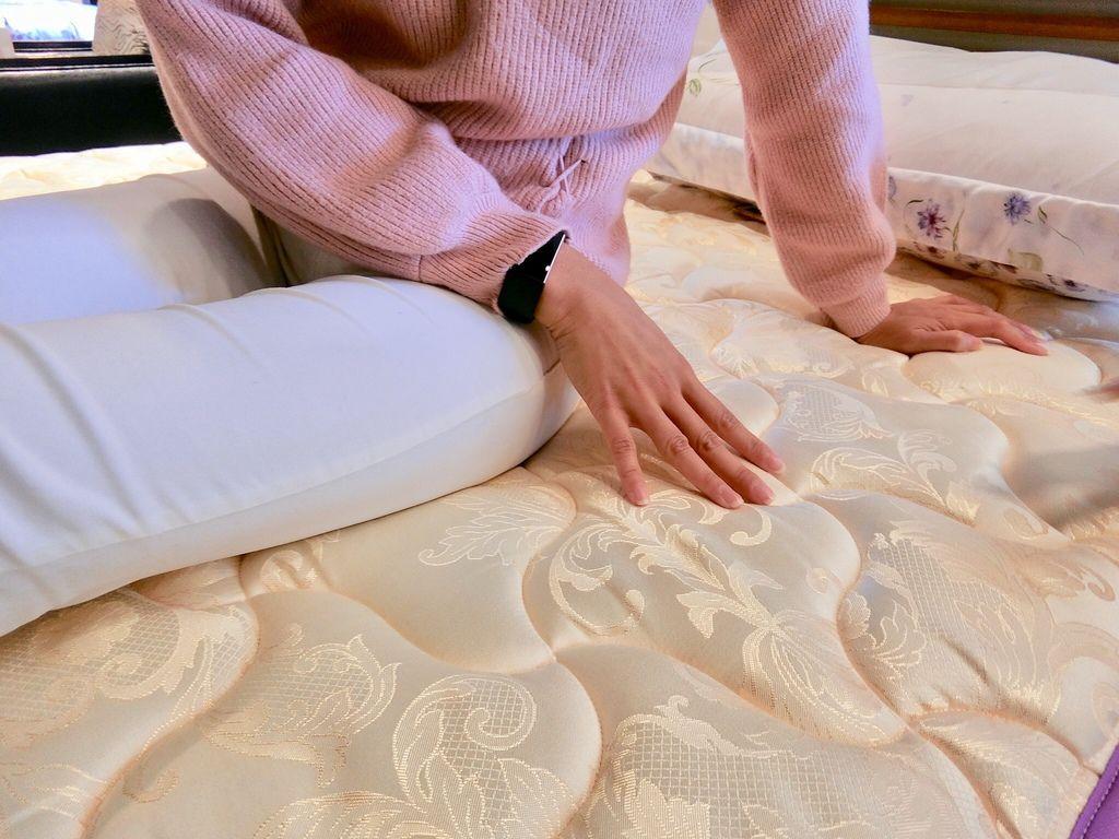 透氣乳膠床墊