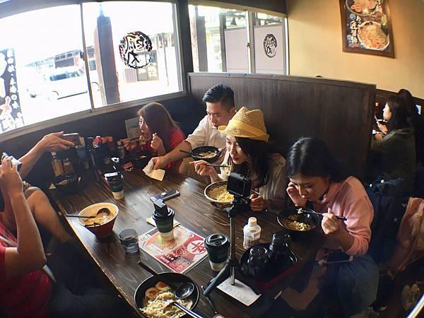 沖繩宮古島自由行-宮古島美食-道地追風丸拉麵