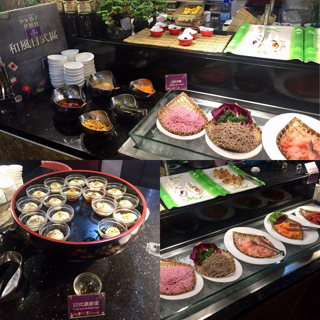 台北松山區素食-吃到飽的異國素食餐廳推薦-御蓮齋素食餐廳【丁小羽食記篇】