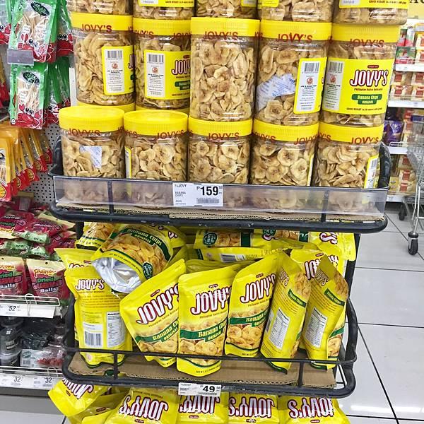 菲律賓碧瑤自由行-碧瑤必買的零食在這!Baguio SM mall超市【丁小羽旅遊篇】