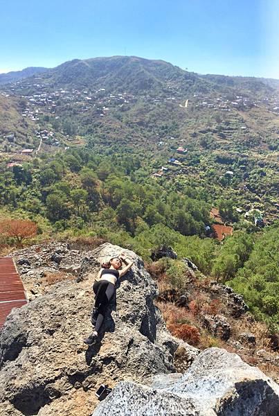 菲律賓碧瑤自由行-碧瑤登山必去景點,碧瑤的第三高山Mt.Kalugong!【丁小羽旅遊篇】