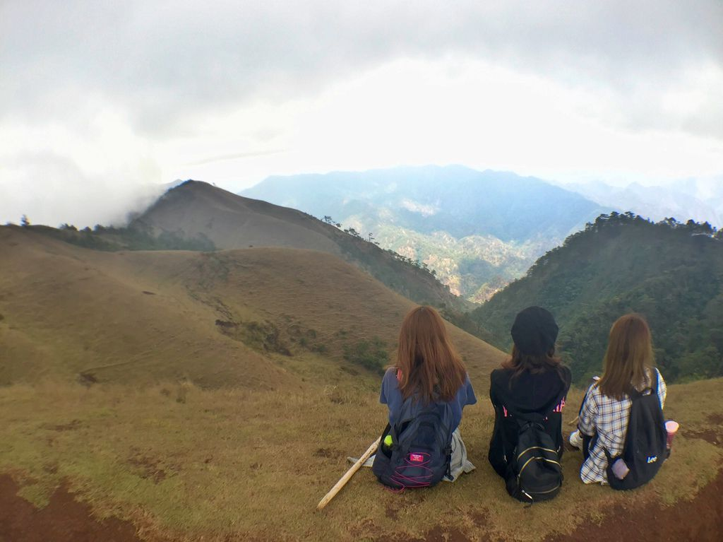 菲律賓自由行-菲律賓登山必去景點,碧瑤附近的登山天堂Mt.Ulap!【丁小羽旅遊篇】