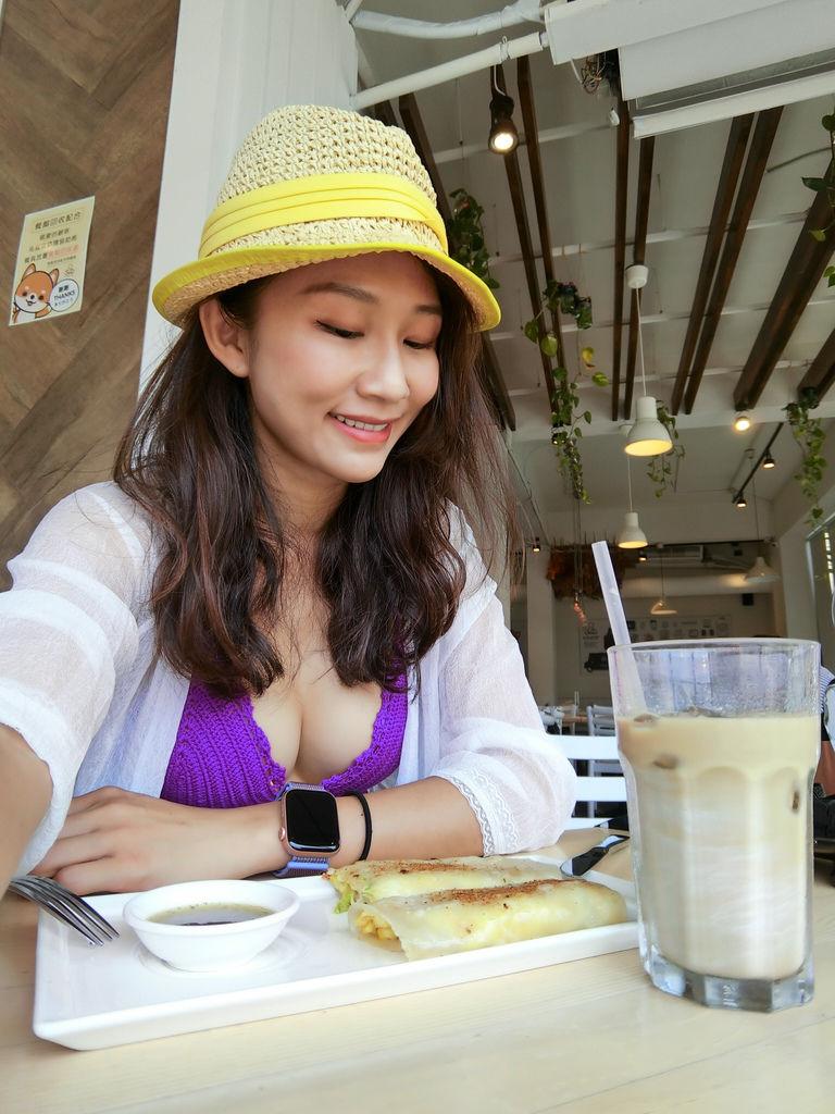 恆春早午餐推薦,網美必去的墾丁早午餐-6吋盤早午餐恆春店【丁小羽旅遊篇】
