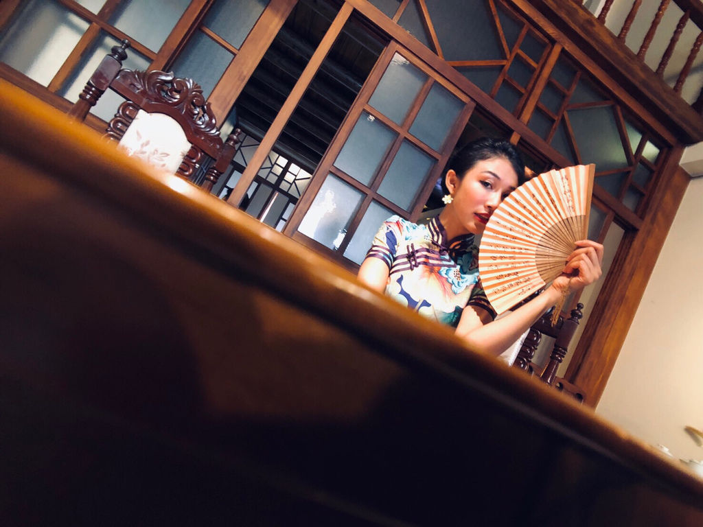 台北一日遊的新體驗-穿旗袍遊台北,帶妳回到上海1920!【丁小羽旅遊篇】