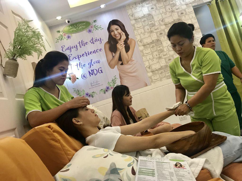 菲律賓自由行-馬尼拉的WMall讓你體驗專屬spa按摩、美甲和蜜蠟【丁小羽旅遊篇】