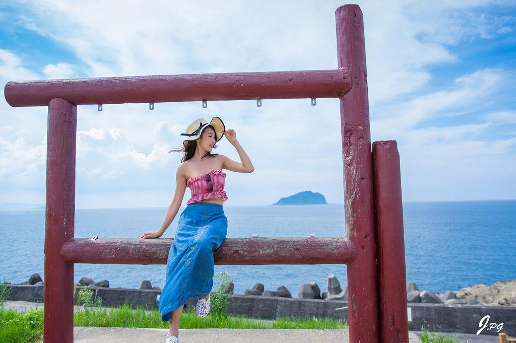 基隆一日遊必去的基隆新景點-潛水踏青的潮境公園【丁小羽旅遊篇】