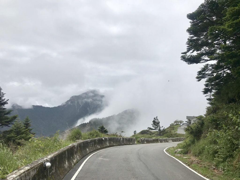 台灣百岳登山-入門的百岳合歡山東峰,讓你漫步在雲海中!【丁小羽登山篇】