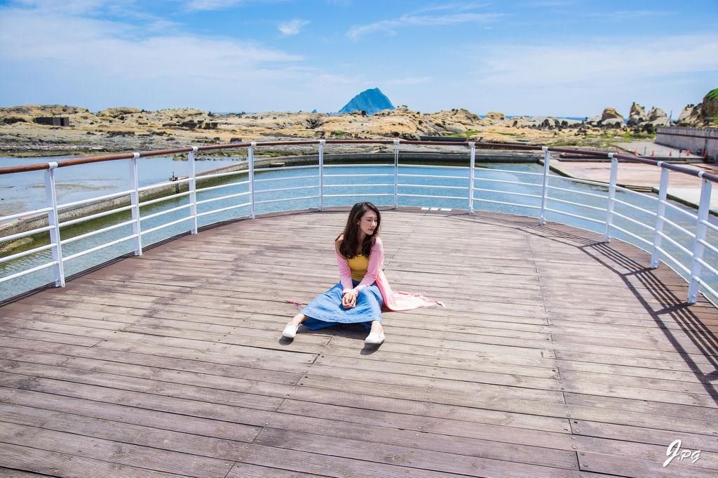 基隆一日遊-基隆親子景點-世界秘境的和平島公園