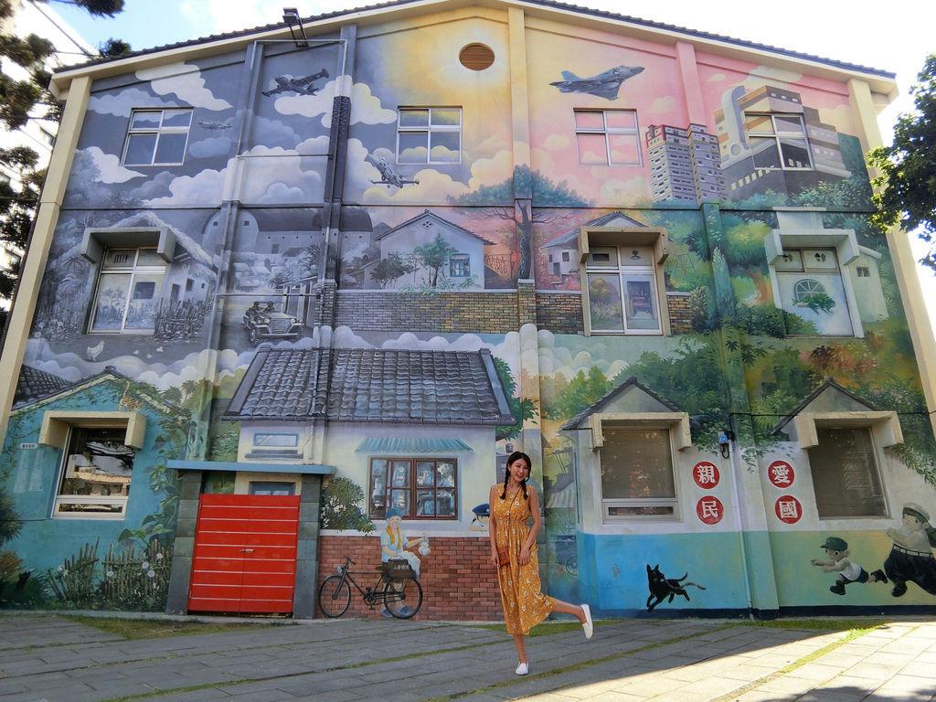 新竹景點-眷村生活的故事館,新竹一日遊的好地點-新竹市眷村博物館