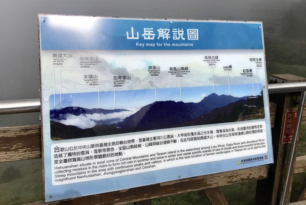 台灣百岳登山-入門的台灣百岳-合歡山主峰【丁小羽登山篇】