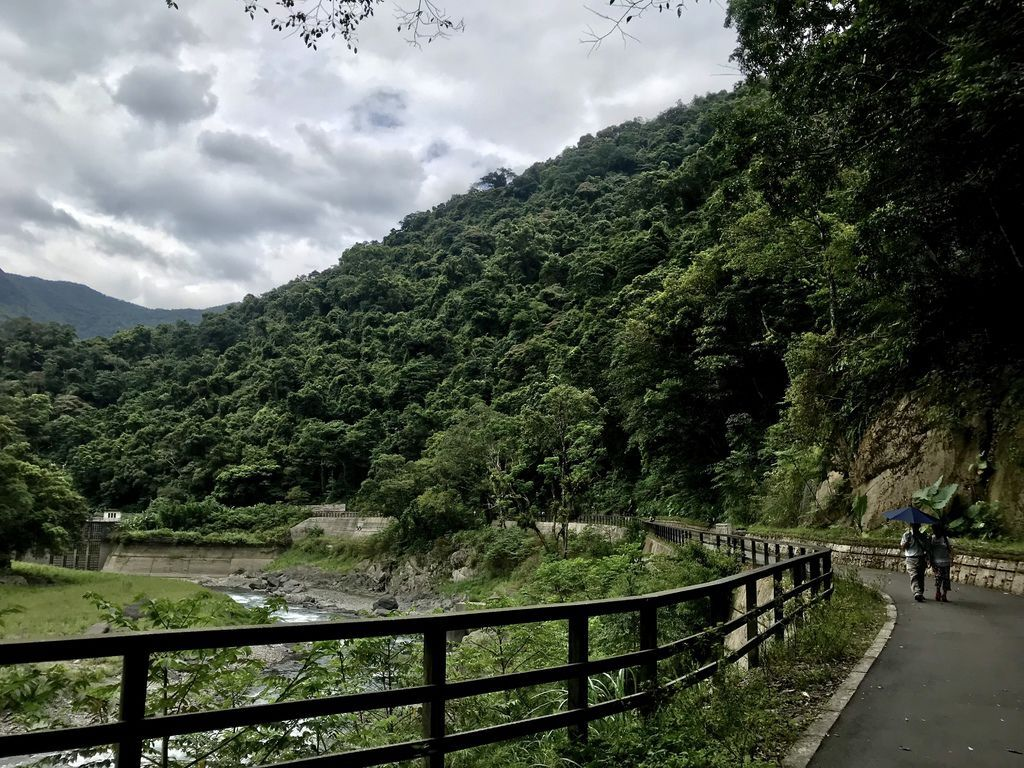 烏來景點-內洞國家森林遊樂區,漫步在森林中,欣賞內洞瀑布【丁小羽旅遊篇】