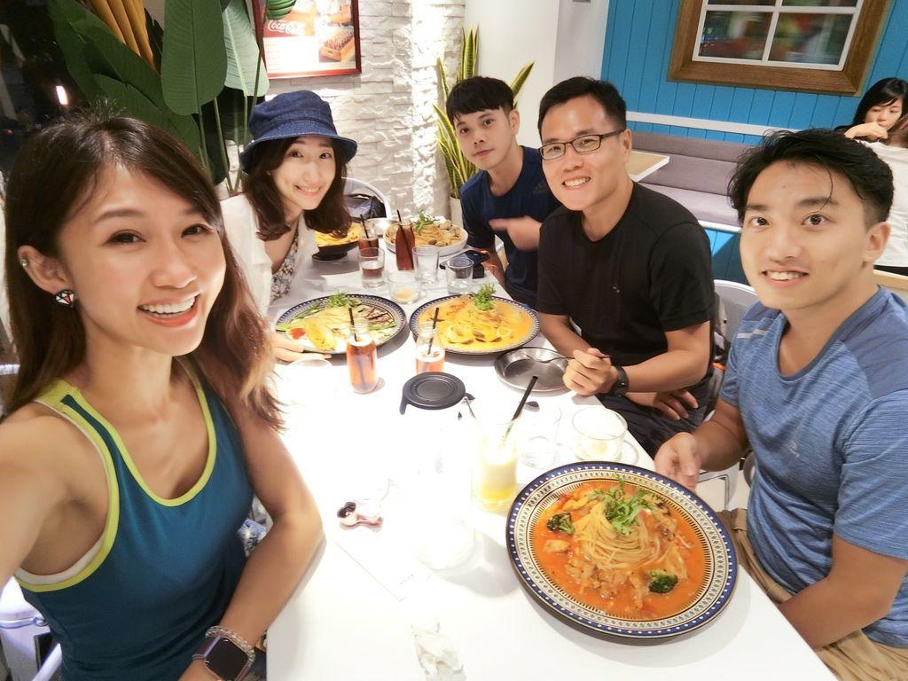 台中美食-一中街美食推薦!一定要來的網美義式餐廳- HUN混