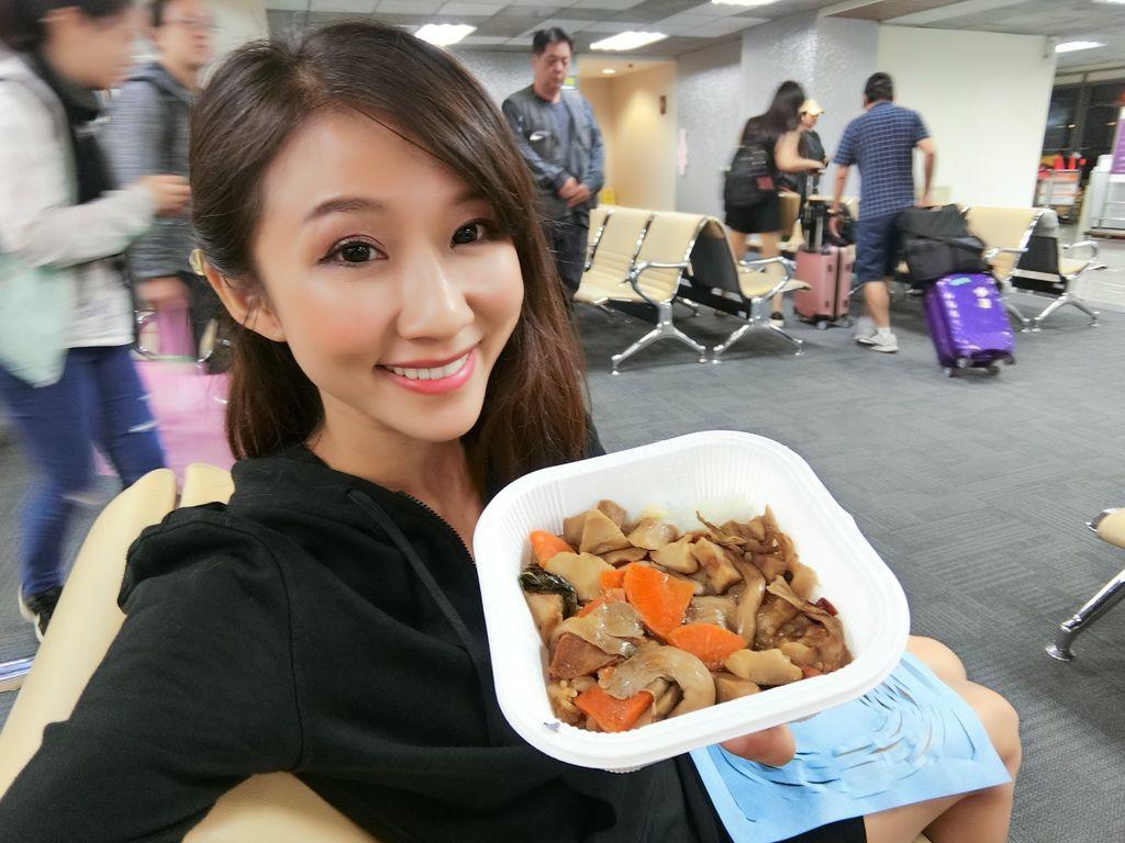 小七超商美食-超商蔬食素食美食-素三杯嫩菇拌飯