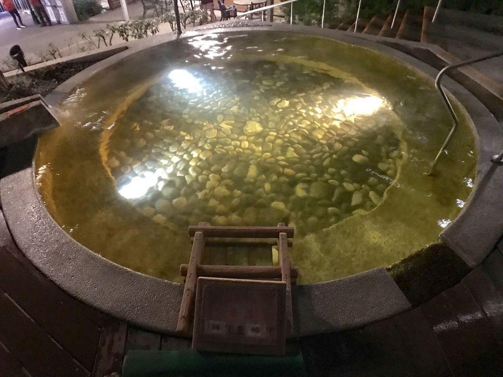 台中溫泉推薦-谷關泡湯的好選擇,統一渡假村谷關溫泉養生會館,體驗溫泉五行湯