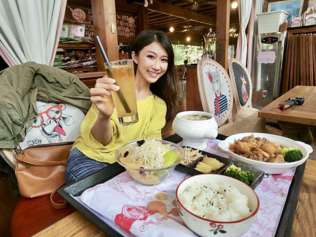 台中景觀餐廳-一起在安妮公主花園餐廳當公主,吃個夢幻又浪漫的下午茶