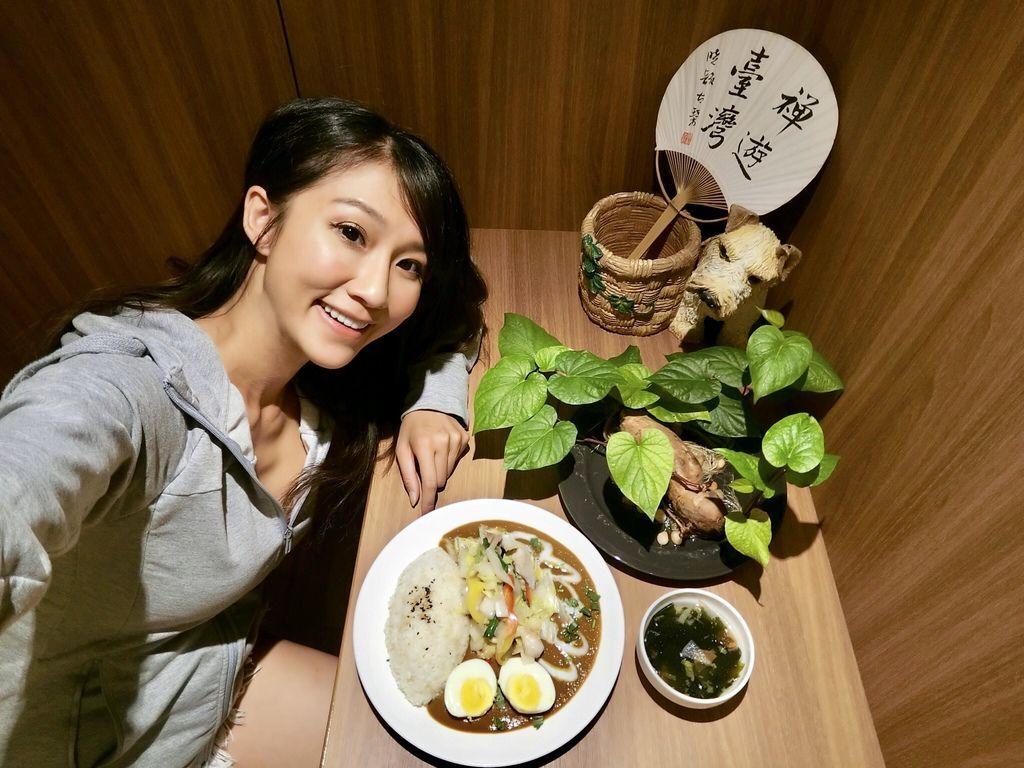 永和素食餐廳-比漾廣場附近的蔬食料理-找到了食堂