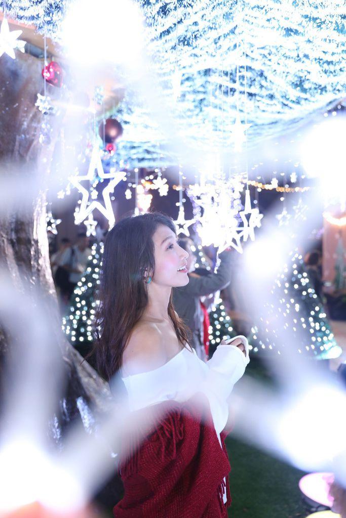 小羽告訴你新北歡樂耶誕城,哪裡好逛、好拍!拍好拍滿