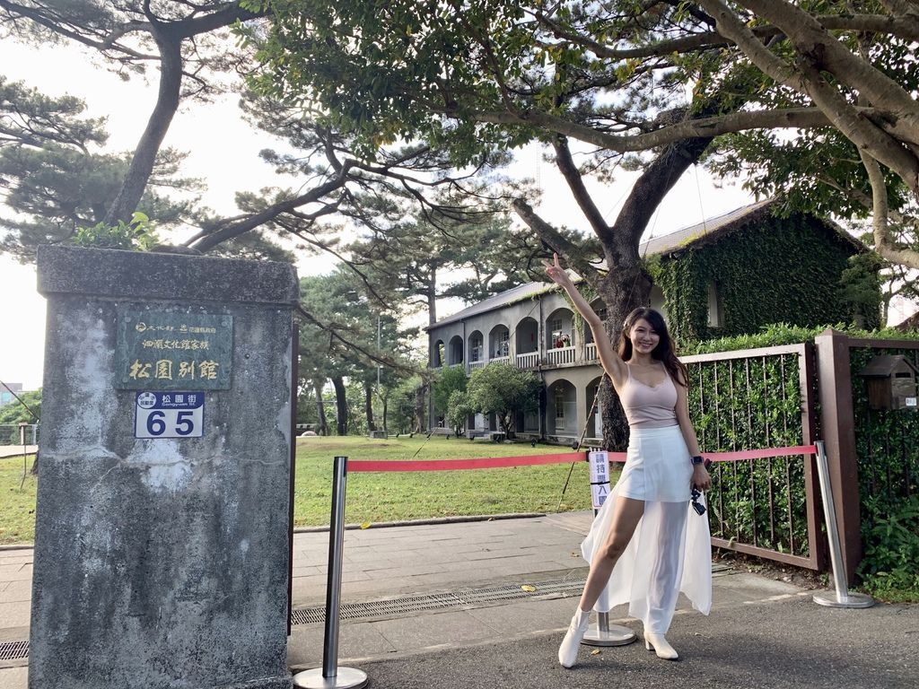 百年松樹林立的松園別館,到花蓮旅遊要來的花蓮景點