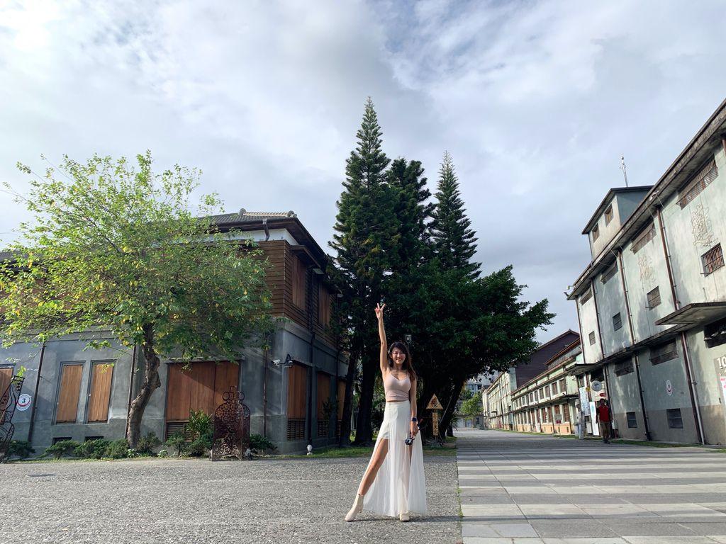 充滿懷舊風情的花蓮景點-花蓮文化創意產業園區,親子旅遊的好地點