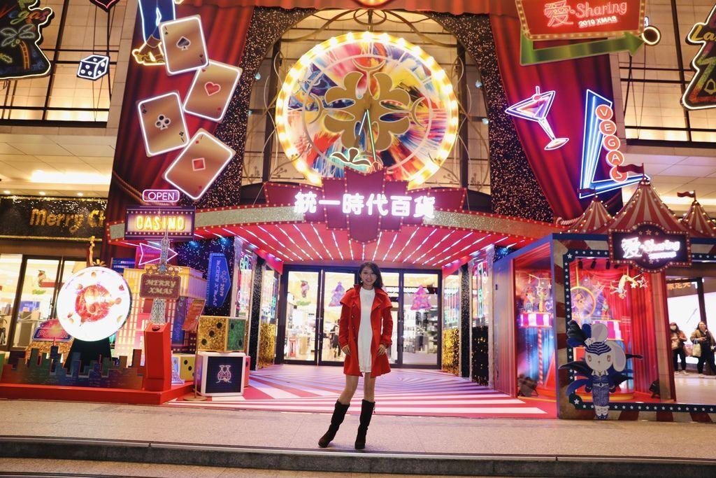 台北信義區聖誕節懶人包,跟著小羽一起過聖誕
