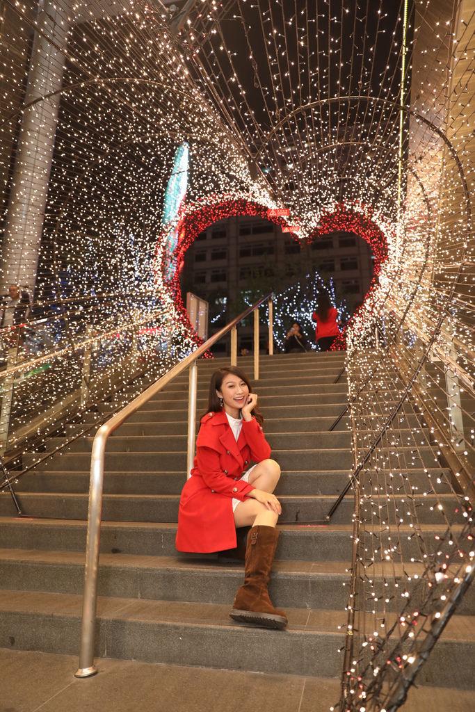 統一時代百貨-愛Sharing耶誕城!我們去拉斯維加斯過聖誕節