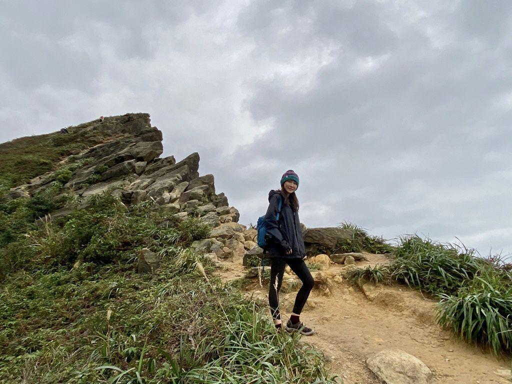 瑞芳登山-穿越黃金十稜的劍龍稜,只為了絕美的海景