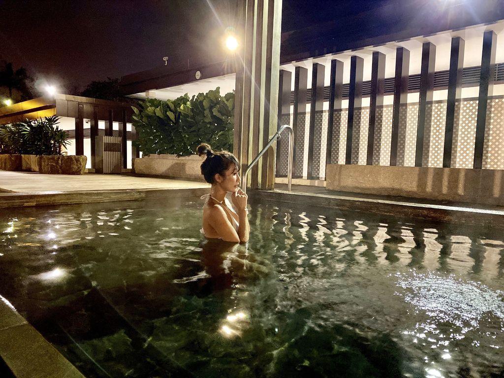 宜蘭礁溪老爺酒店的露天溫泉是你去宜蘭泡湯的好選擇