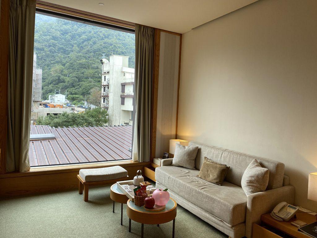 宜蘭溫泉飯店推薦宜蘭礁溪老爺酒店!住在日式套房,享受頂級溫泉