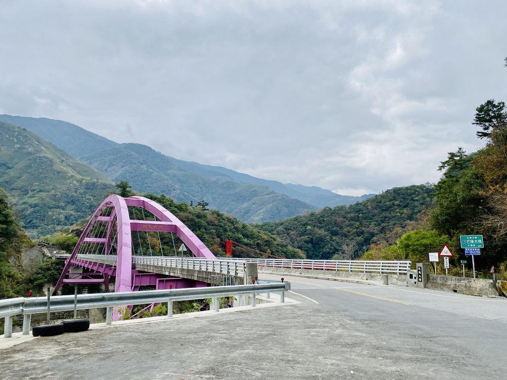 桃園復興景點-走訪北橫公路最美的三大名橋-巴陵大橋以及巴陵古道